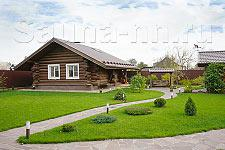 """Баня """"Барин Хаус"""" в Н.Новгороде"""